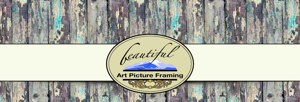 Beautiful Art Picture Framing